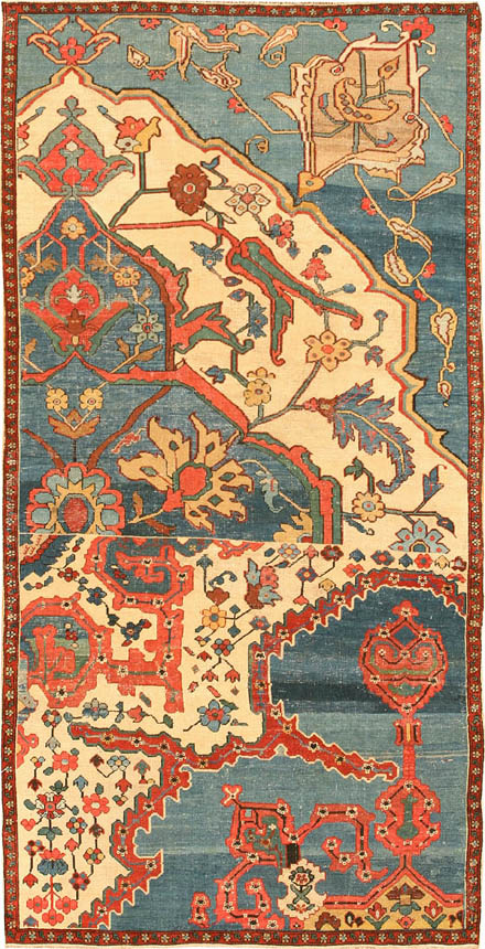 antiqueorientalpersianahshayeshrugcarpet420861 Luxury Rugs and Fine Antique Carpets