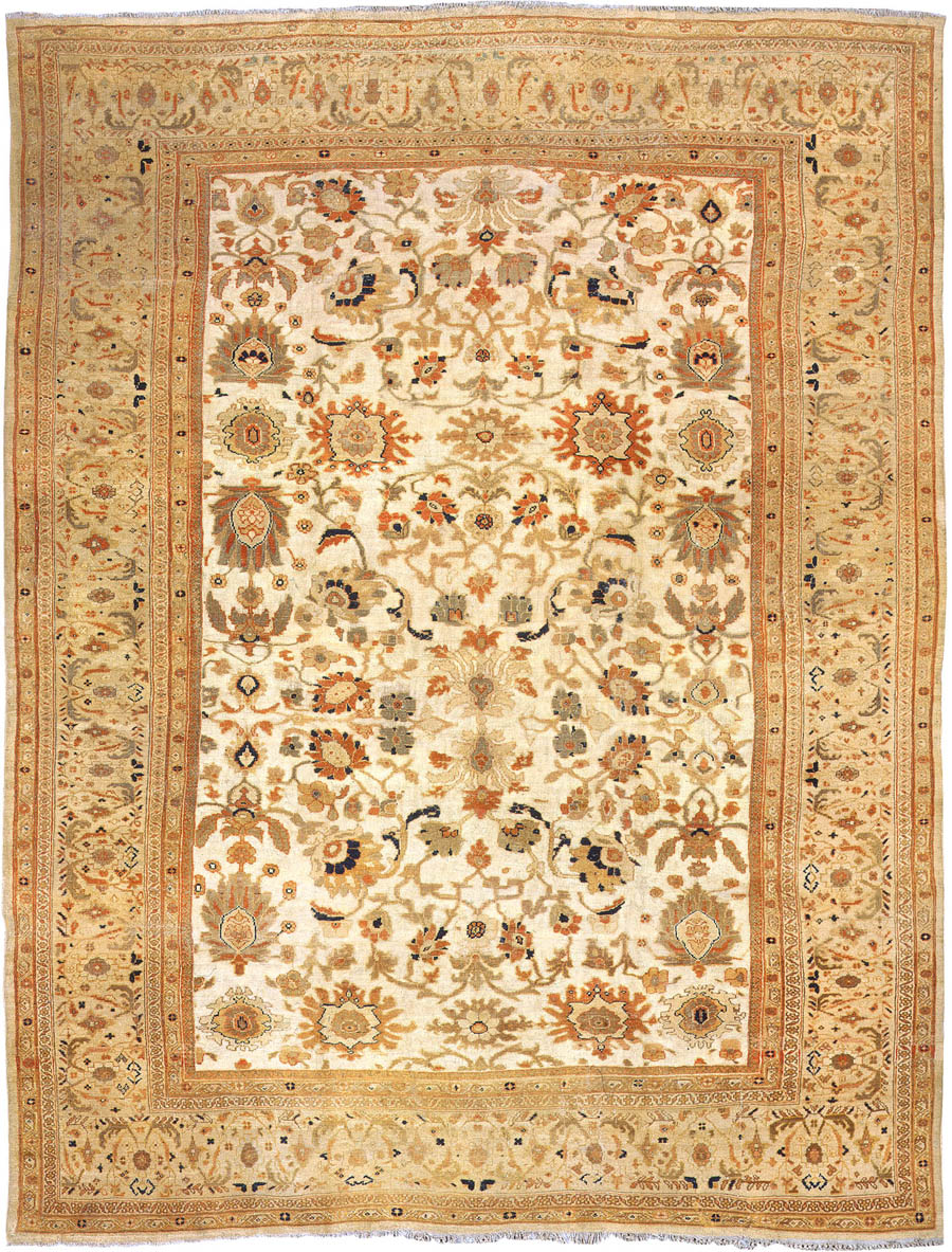 3382 Antique Sultanabad Persian Carpets2 Luxury Rugs and Fine Antique Carpets