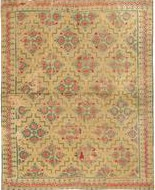 Antique Alpujarra Rugs