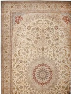Persian Nain Rugs nazmiyal1 Antique Rug Styles And Designs