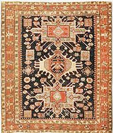 antique Karajeh rugs nazmiyal1 Antique Rug Styles And Designs