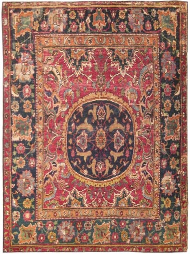 antique esfahan area rugs 80341 Luxury Rugs and Fine Antique Carpets