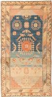 t Antique Khotan Oriental Rugs 418611 Antique Light Blue Khotan Carpet From East Turkestan 47116