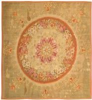 t antique aubusson france carpet 437921 Antique Aubusson Carpet 46486