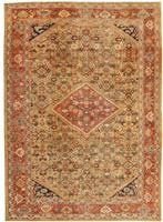 Antique Sultanabad Persian Rugs 43449 Color Details - By Nazmiyal