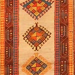 Antique Kazak Caucasian Rug 43822 Thumbnail - By Nazmiyal