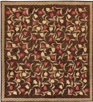 Antique Savonnerie Spanish Rug 44949 Color Details - By Nazmiyal