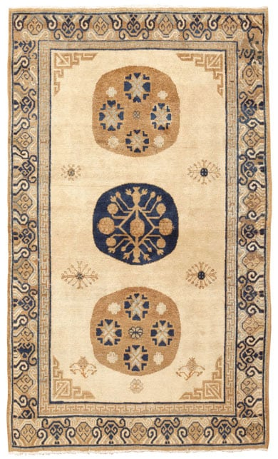 Antique Khotan East Turkestan Rug 41839 Main Image - By Nazmiyal
