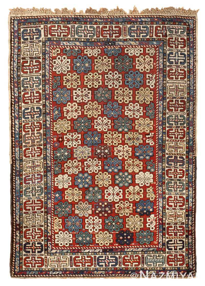 Caucasian Carpets And Rugs