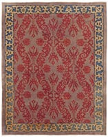 Art Deco Chinese Rug 45270 Color Details - By Nazmiyal
