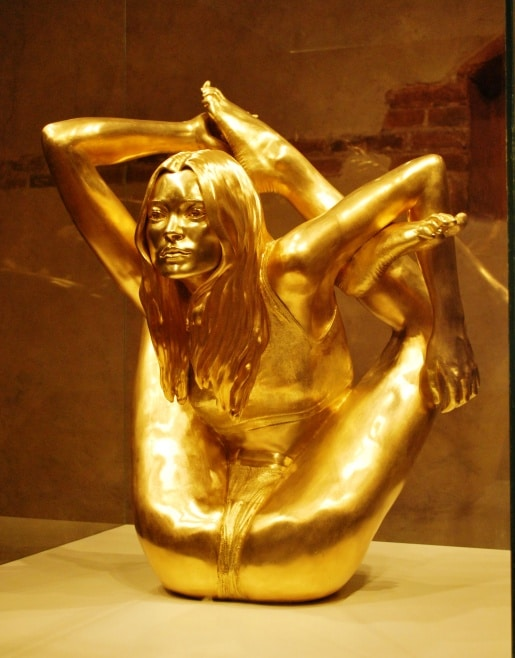 "Golden Kate Moss ""Microcosms (Siren)"""