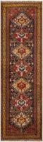 Antique Persian Rug 45998 Color Detail - By Nazmiyal