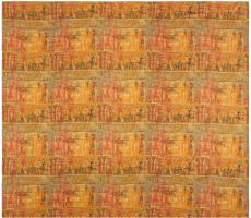 Antique Egyptian Textile 46175 Color Detail - By Nazmiyal