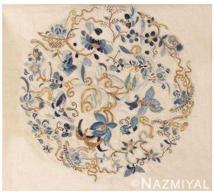 Antique Chinese Embroi...