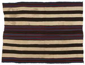 19th Century Navajo Blanket