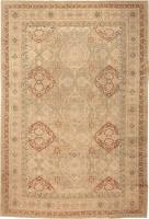 Antique Amritsar Carpet 3409 - By Nazmiyal