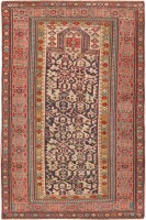 Antique Caucasian Shirvan Rug 47023 Nazmiyal - By Nazmiyal