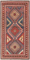 Antique Caucasian Kazak Rug 47079 Color Detail - By Nazmiyal
