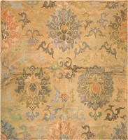 Antique Chinese Oriental Carpets 40494 Color Detail - By Nazmiyal