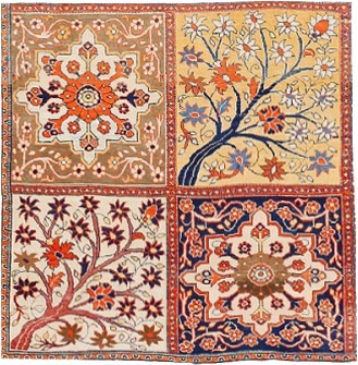 Persian Rugs And Carpet Resource Guide